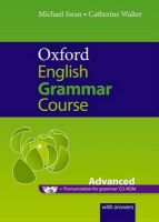 Oxford English Grammar Course: Advanced: with Answers CD-ROM Pack: Book by Michael Swan