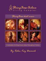 String Bass Online String Sampler Bass Sheet Music: Book by Robin Kay Deverich
