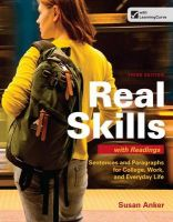 Real Skills with Readings: Sentences and Paragraphs for College, Work, and Everyday Life: Book by Susan Anker
