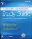 Study Guide 2007 Microsoft Office System: Microsoft Certified Applications Specialist (English) 1st Edition (Paperback): Book by COX, ONLINE TRAINING SOL. INC, PREPPERNAU