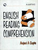 English Reading Comprehension: Book by Anjani A Gupta