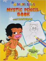 Mystic Pencil Book With Hanuman Domestic Animal