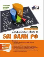 Comprehensive Guide to SBI Bank PO Exam: Book by Disha Experts