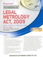 A Treatise on Legal Metrology Act 2009: Book by Dr. S V Gupta