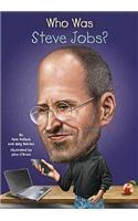 Who Was Steve Jobs?: Book by Pam Pollack,Meg Belviso,John O'Brien