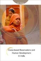 Caste-based Reservations and Human Development in India: Book by K. S. Chalam