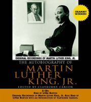 The Autobiography of Martin Luther King, Jr:Book by Author-Martin Luther King , Levar Burton