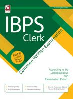 IBPS (CWE) Bank Clerk Guide (E): Book by J.Ksharma