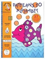 Patterns To Alphabet 2 (Paperback): Book by Achla Anand , Achal K Anand