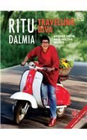 Travelling Diva: Recipes from Around the World: Book by Ritu Dalmia