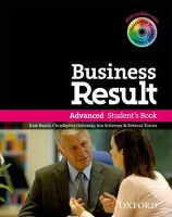 Business Result: Advanced: Student's Book with DVD-ROM and Interactive or Online Workbook