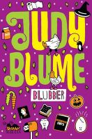 Blubber: Book by Judy Blume
