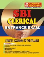 SBI Clerical Exam Guide (Paperback): Book by Cbh Editorial Board