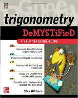 Trigonometry Demystified (English) 1st Edition (Paperback): Book by Stan Gibilisco