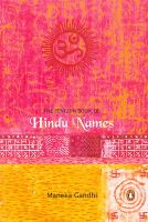 Penguin Book of Hindu Names: Book by Maneka Gandhi