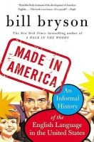 Made in America:Book by Author-Bill Bryson