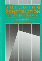 Building Construction for: Book by BRANNIGAN