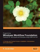 Programming Windows Workflow Foundation (English) 1st Edition: Book by Allen