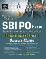 SBI PO Exam  Probationary Officer Success Master (E): Book by Arihant