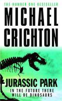 Jurassic Park: Book by Michael Crichton