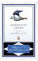 The Narrative Poems: Book by William Shakespeare,Jonathan V. Crewe