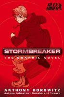Stormbreaker: Book by Anthony Horowitz