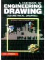 A Textbook of Engineering Drawing: Geometrical Drawing: Book by R K DHAWAN