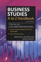 Business Studies A to Z Handbook by David Lines Ian Marcous Barry Martin-English-Viva Books-Paperback_Edition-6th (English) 6th  Edition