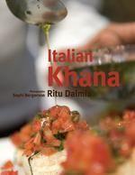 Italian Khana: Book by Ritu Dalmia