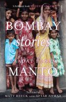 Bombay Stories: Book by Saadat Hasan Manto