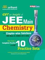 JEE Main Chemistry with Chapterwise Solutions (JEE Main & AIEEE 2013-2002): Book by Experts Compilation