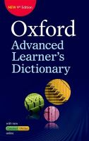 Oxford Advanced Learner's Dictionary (With Online Access) (English) 9th Edition: Book by A. S. Hornby