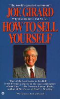 How to Sell Yourself: Book by Joe Girard
