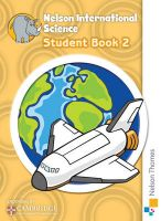 Nelson International Science Student Book 2: 2:Book by Author-Anthony Russell