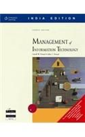 Management of Information Technology 4th  Edition: Book by Carroll W Frenzel|John Frenzel