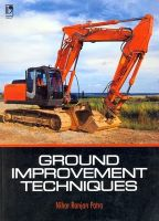 Ground Improvement Techniques PB: Book by Patra N R