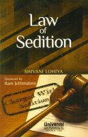 Law of Sedition: Book by Shivani Lohita
