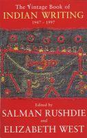 Vintage Book Of Indian Writing 1947 - 1997: Book by Salman Rushdie