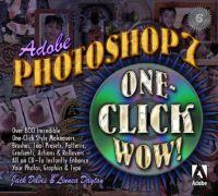 Adobe Photoshop 7 One Click Wow!: Book by Jack Davis