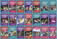 Famous Five Complete Box Set:Book by Author-Enid Blyton