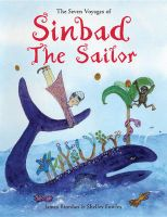 The Seven Voyages of Sinbad the Sailor: Book by James Riordan