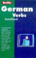 German Verbs Handbook: Book by Berlitz Guides , Joy Saunders