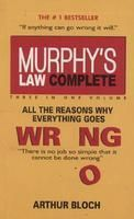 Murphy's law complete & all the reason why everything goes wrong: Book by Arthur Bloch