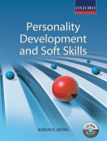 Personality Development and Soft Skills: Book by Barun Mitra