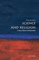 Science and Religion: Book by Thomas Dixon
