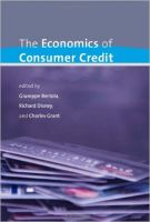 THE ECONOMICS OF CONSUMER CREDIT (English) (Hardcover): Book by Bertola