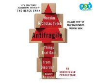 Antifragile: Things That Gain from Disorder: Book by Nassim Nicholas Taleb, PH.D., MBA