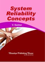 System Reliability Concepts: Book by Dr.V. Sankar