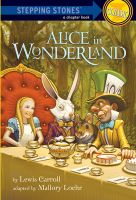 Stepping Stone Books (Paperback) - Alice in Wonderland: Book by Lewis Carroll , John Tenniel