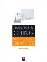 Architectural Graphics: Book by Francis D. K. Ching